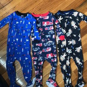 Carters Baby Footie PJs